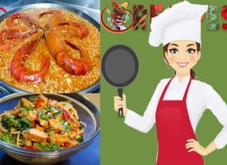 3 Mejores receta de cocina