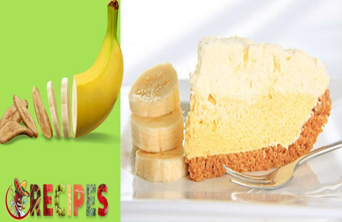 Pay de plátano