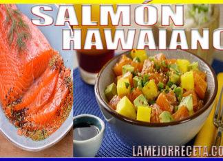 Salmón Hawaiano