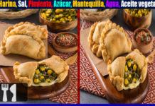Recetas de Empanadas de rajas con queso