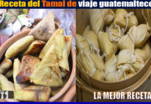 Receta del Tamal de viaje guatemalteco