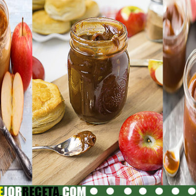 Cómo se hace la mantequilla de manzana