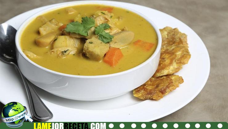 sopa de caracol hondureña receta